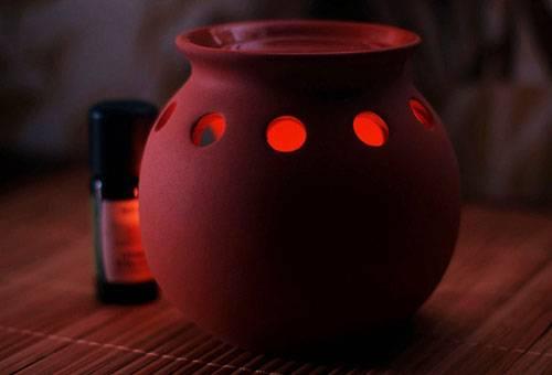 Lampe parfumée