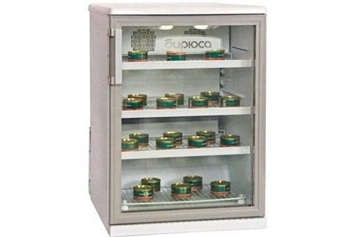 Kaviaar bewaar koelkast