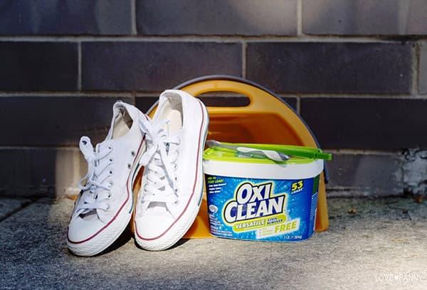washing converse sneakers