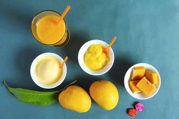 Purée de mangue