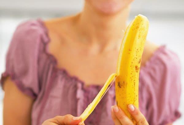Peeling à la banane