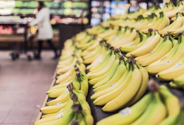 Bananes à la fenêtre