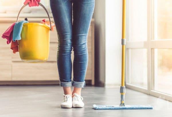 préparation au nettoyage