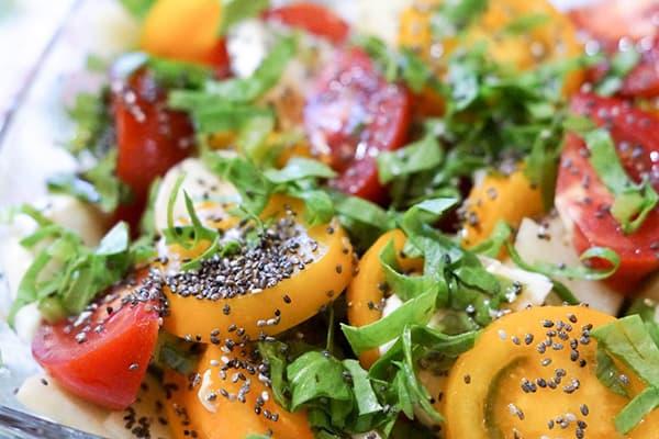 Salade De Chia