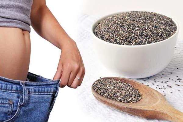 Des graines de chia pour perdre du poids?
