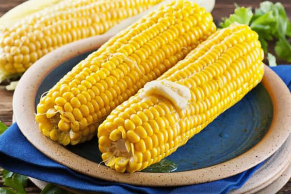 Bouillie de maïs au beurre