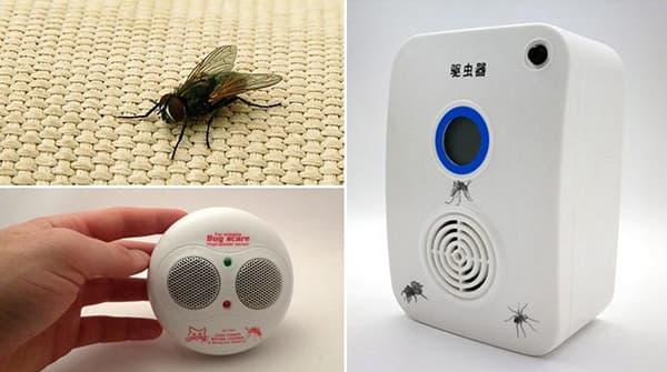 Dispositifs de contrôle des insectes